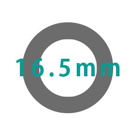 16.5mm法人印
