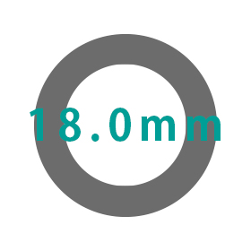 18.0mm法人印